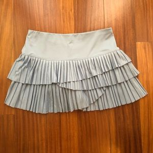 Lucky in Love Tennis Skirt